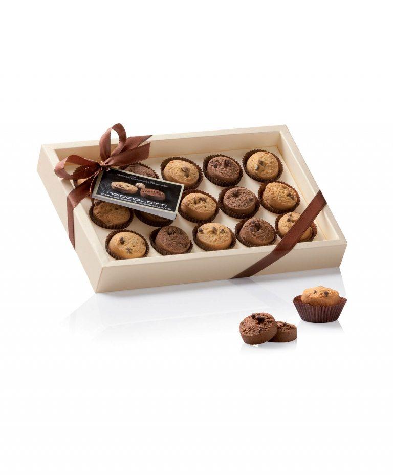 I Nocciolotti con gocce di cioccolato