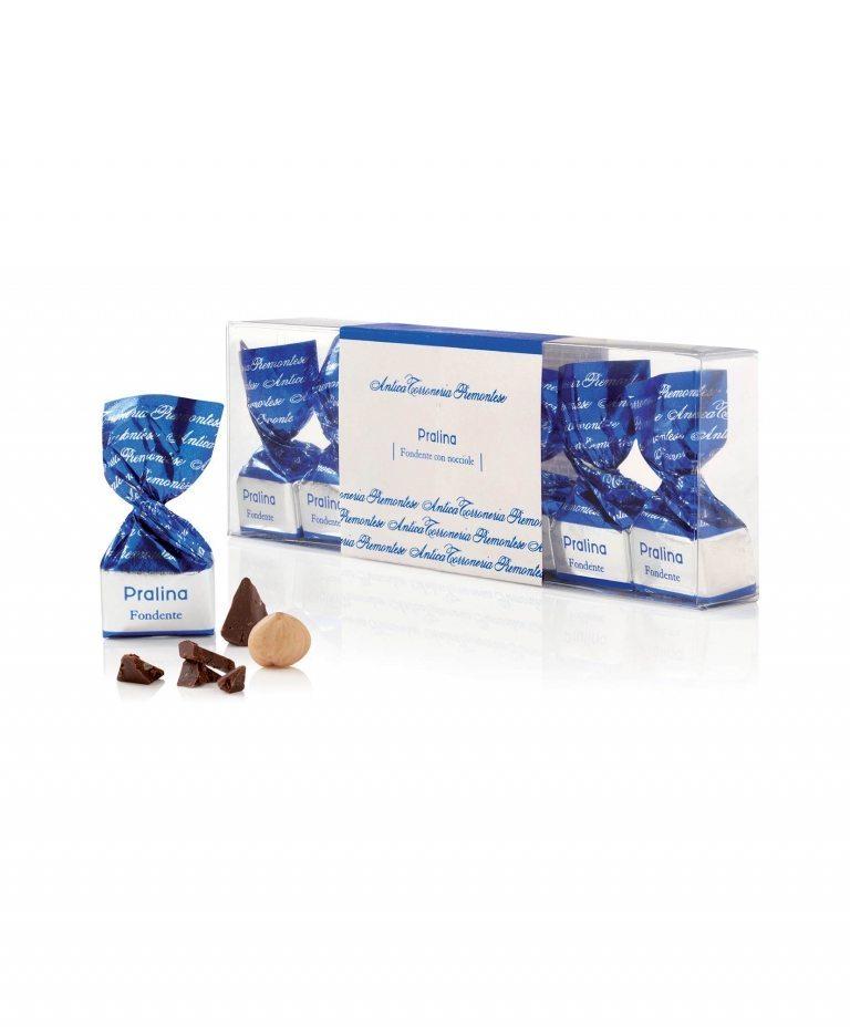 Praline cioccolato fondente