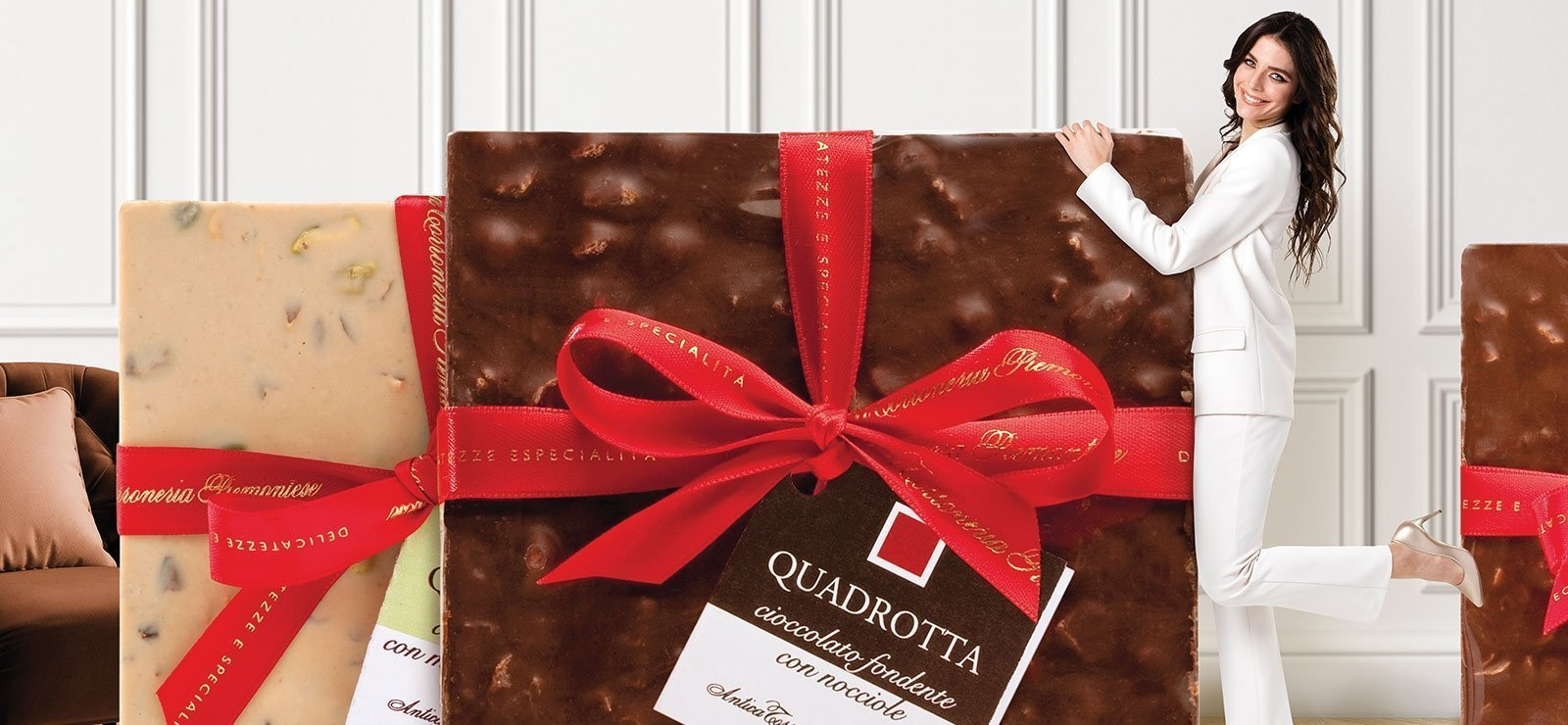 Antica Torroneria Piemontese - Cioccolato, gianduja e praline