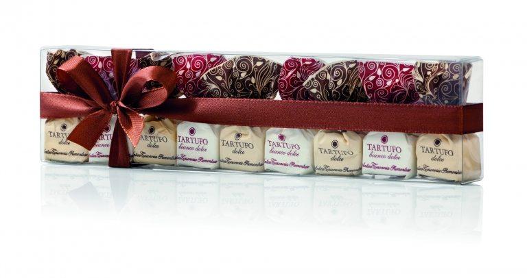 Confezione tartufi dolci